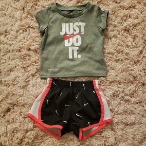 Nike 12M Set- Dri-Fit